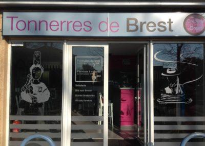 Crêperie Tonnerres de Brest